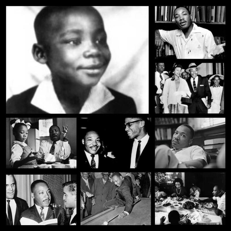 January 15th - Happy Birthday Dr. King!